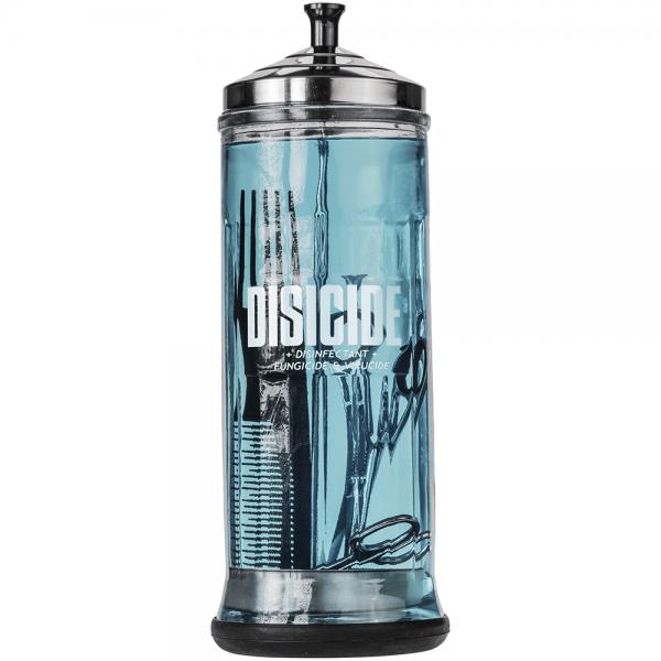 Disicide Large Glass Jar - 1100ml