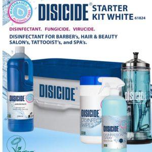 Disicide Starter Kit White
